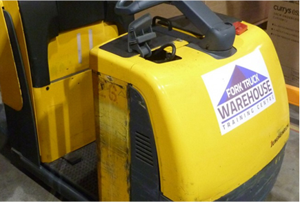 Forklift Training Courses With RTITB Accreditation in Liverpool