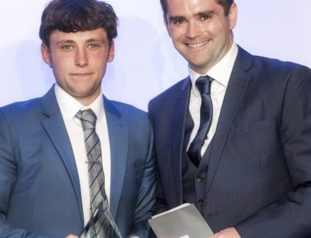 FTW Training's Apprentice Fletcher Smith Wins Apprentice of The Year 2016!